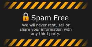 spam free