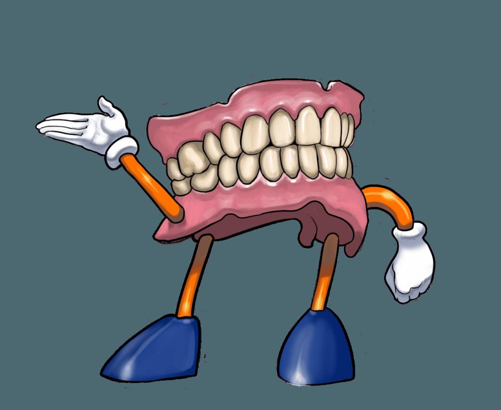 denture showing smiles centre and olivestone dental lab