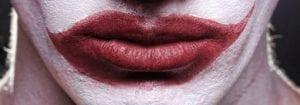 The Joker Lip fillers ?