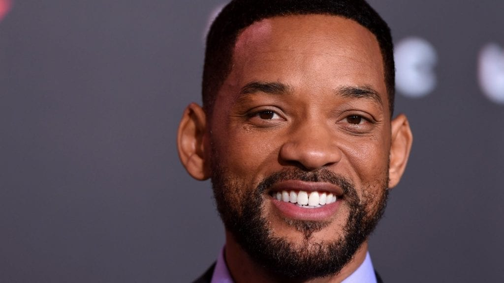 Will Smith  Celebrities Smile