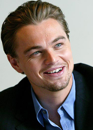 Leonardo DiCaprio  Celebrities Smile