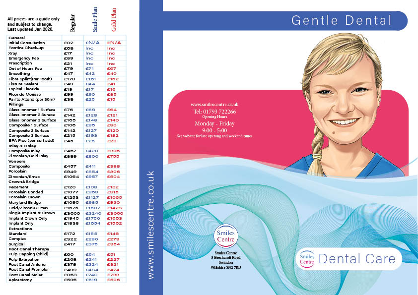 Gentle Dental 2020